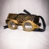 Bajau wooden goggles
